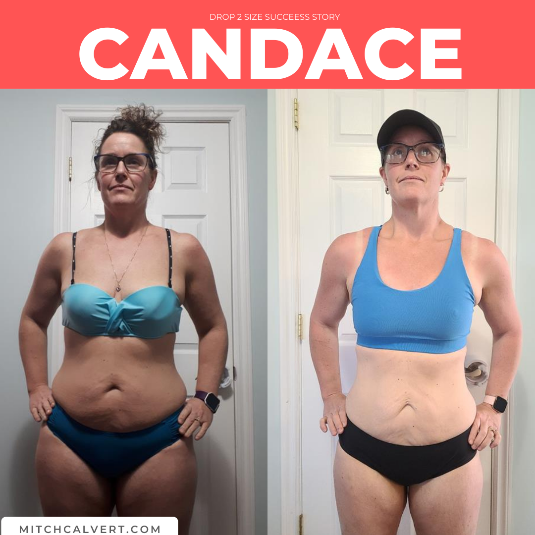 candace front