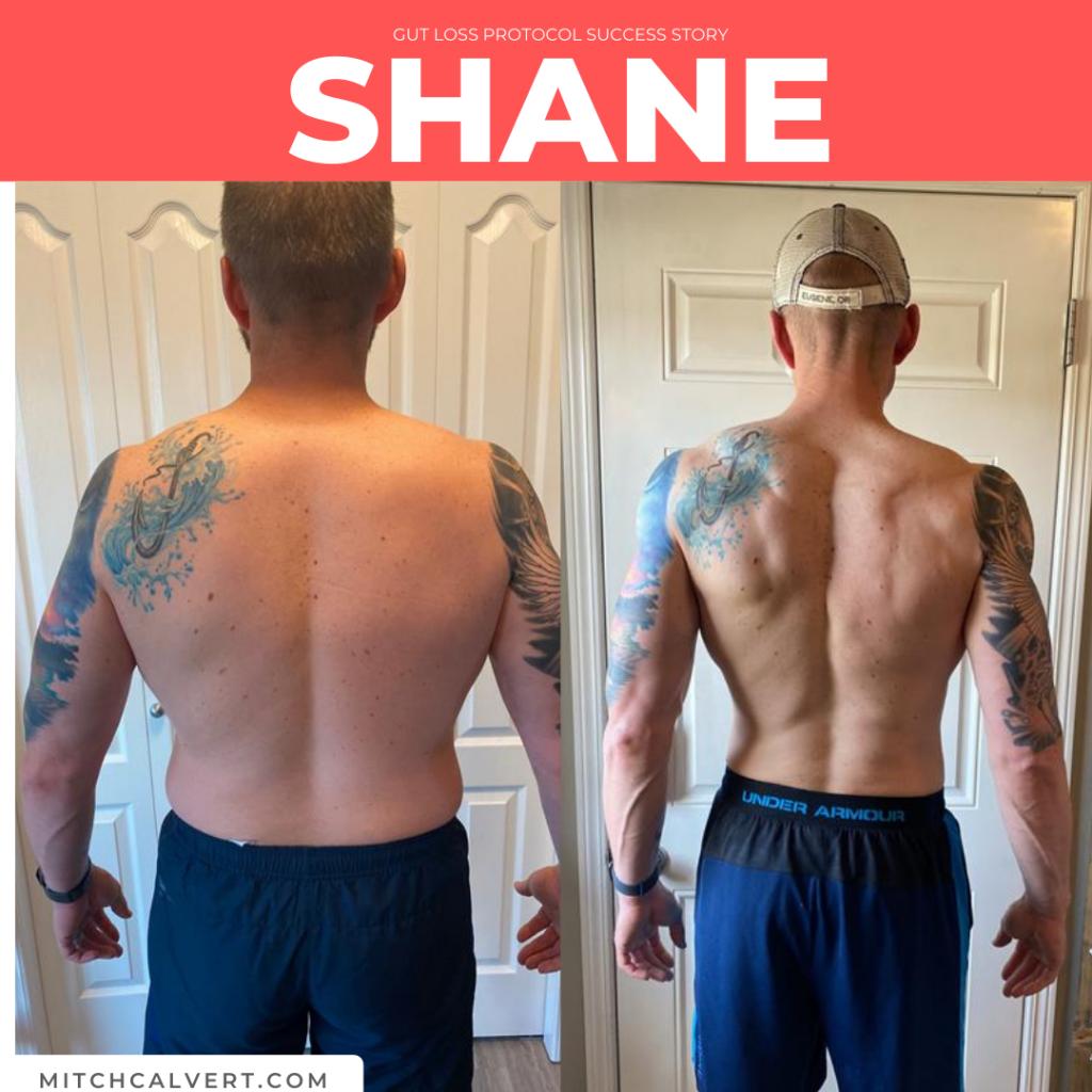 shane back